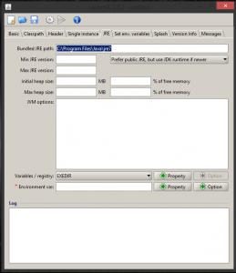 inno-setup-compiler-launch4j