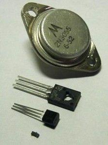 transistor-componentes