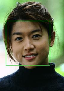 Deteccion de rostros en java con opencv grace2