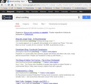 Trucos para Optimizar tus Busquedas en Google 10