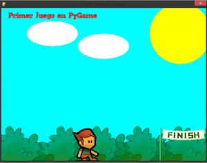 Primer Juego con PyGame en Python jonathanmelgoza