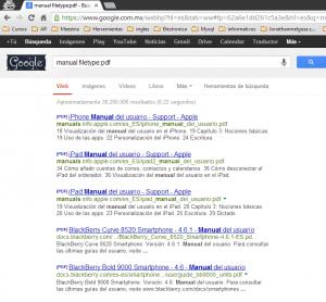 Trucos para Optimizar tus Busquedas en Google 6