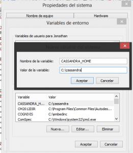 Como Instalar y Configurar Apache Cassandra en Windows 3