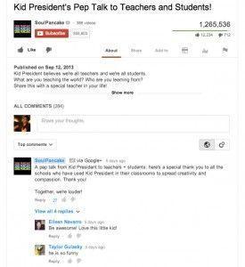 Nuevo Sistema de Comentarios en Youtube 1