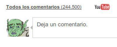 Nuevo Sistema de Comentarios en Youtube