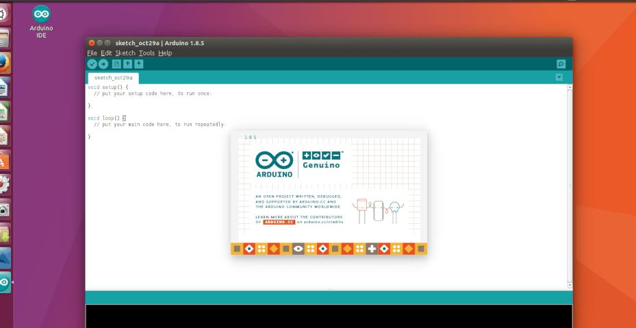 programa tu arduino desde el navegador en linux