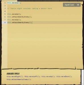Aprende a Programar Javascript Jugando con CodeCombat 3
