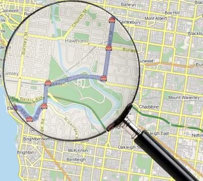 NSA Experimento con Localizacion de Personas a traves de su Celular