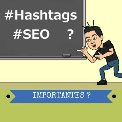 El uso de Hashtags en el Posicionamiento