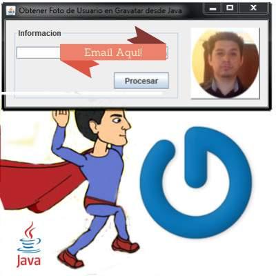 Obtener Foto de Usuario desde Gravatar con Java