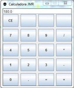 Como Hacer una Calculadora en Java 4