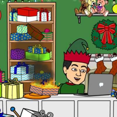 Feliz Navidad! les desea Jonathan Melgoza Blog ✲