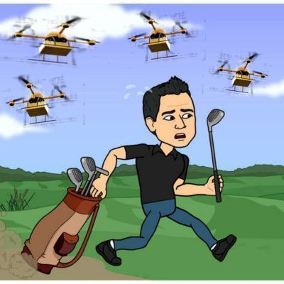 Servicio de Paqueteria con Drones jonathanmelgoza