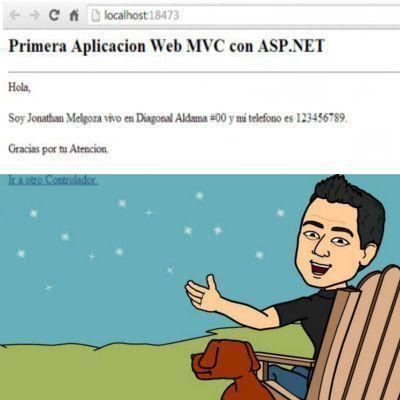 Aplicacion Web con Asp.Net MVC y Visual Basic