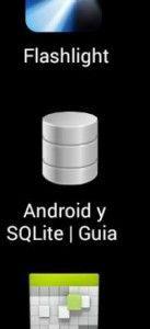 cambiar el icono a una aplicacion android