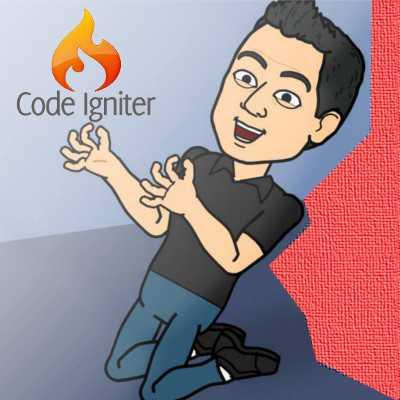 Primera Aplicacion con CodeIgniter MVC y Bootstrap