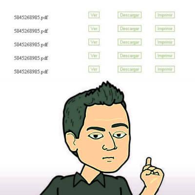 Generar un pdf con php – Ver Descargar Imprimir