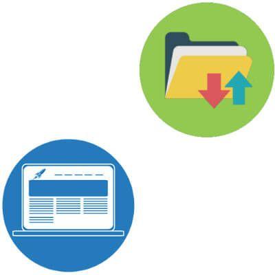 Como subir una pagina web