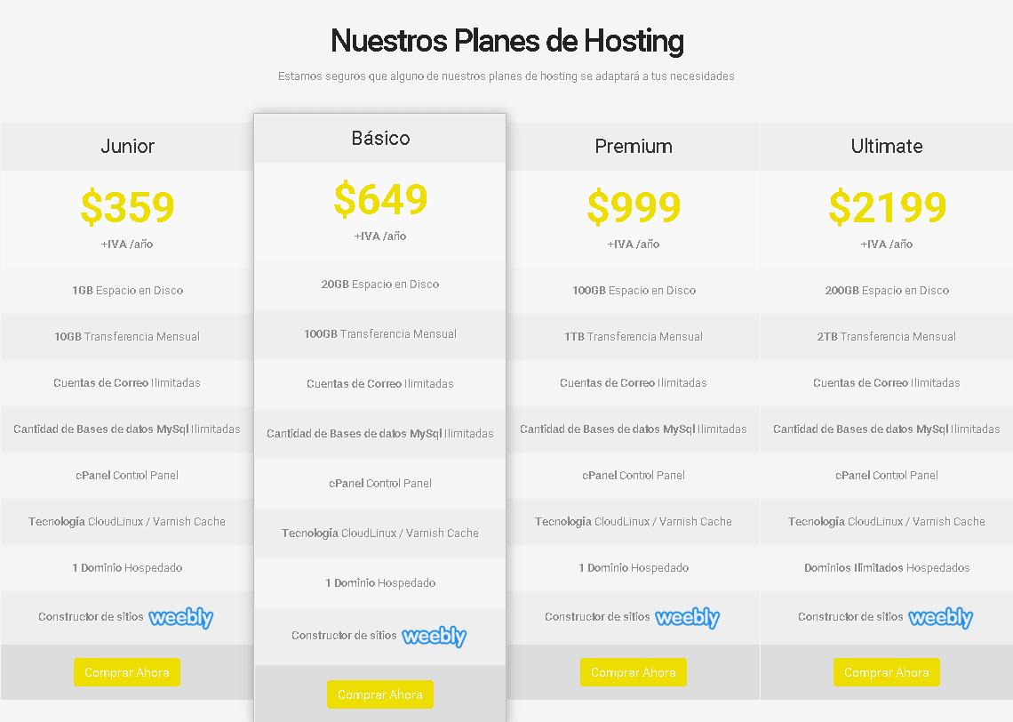 mejor hosting en mexico hostingmexiconet