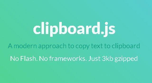 copiar al portapeles javascript