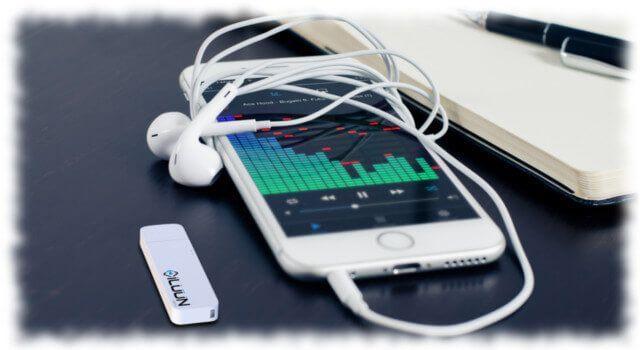 Memoria usb inalambrica 3.0 para smartphones