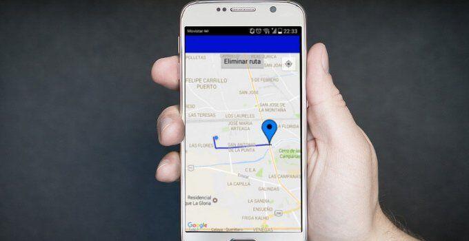 como trazar una ruta de un punto a otro en google maps y android jonathan melgoza