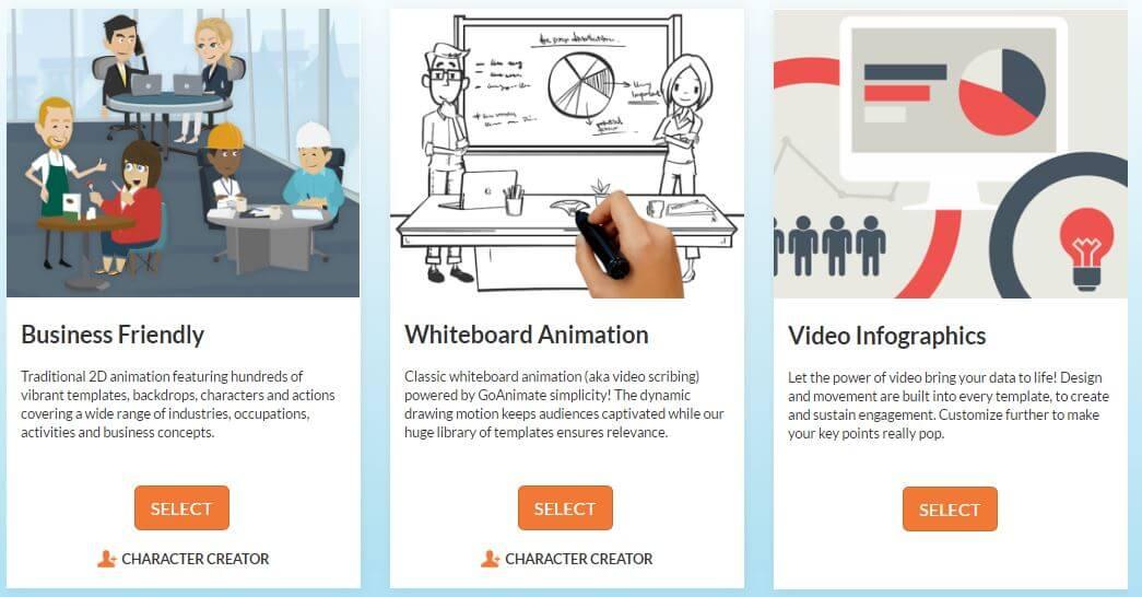 como crear un video animado la mejor herramienta goanimate