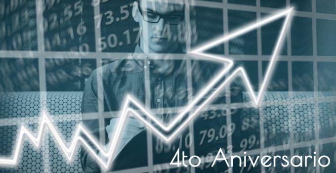 Estadisticas de un blog jonathanmelgoza 4to aniversario