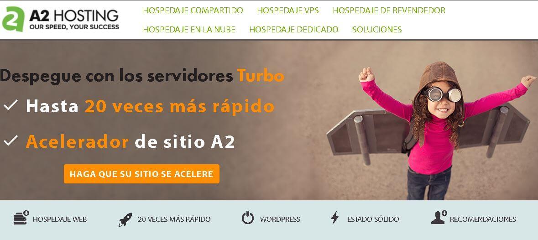 Hosting para empresas con A2hosting