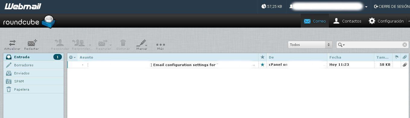 configurar el correo en outlook 2