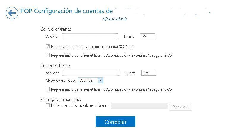 configurar el correo en outlook programa 3