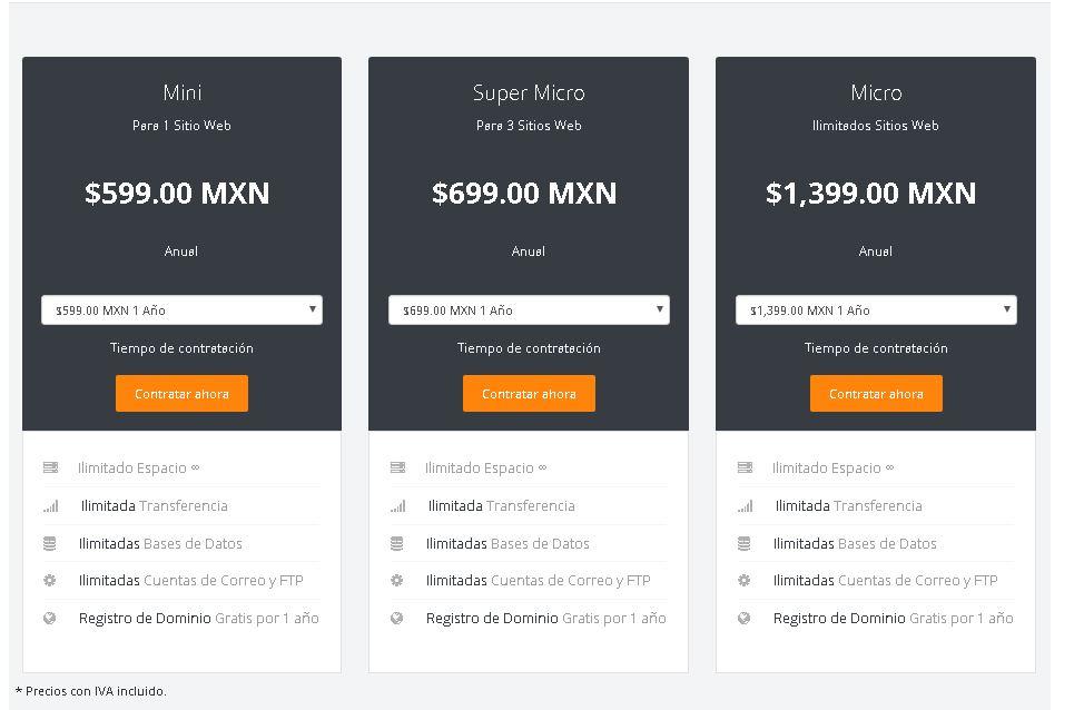 mejor hosting en mexico digitalserver