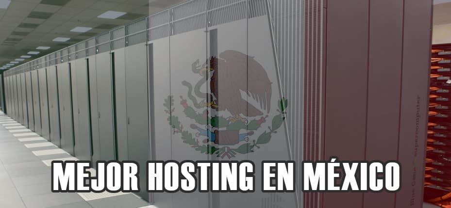 Mejor hosting en México en 2020