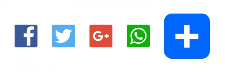 mejores plugins wordpress de botones sociales para compartir 7