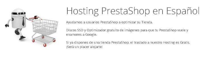 mejor hosting para tienda en linea webempresa