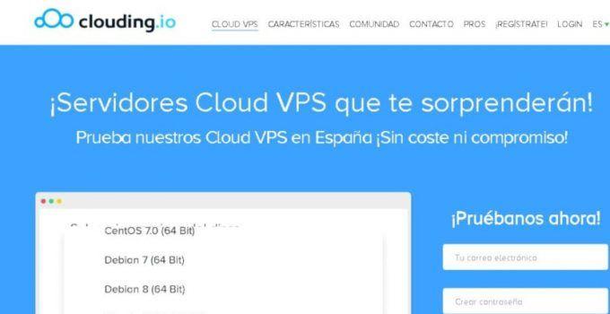 servidores cloud vps review de clouding_io