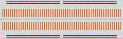 protoboard conexiones