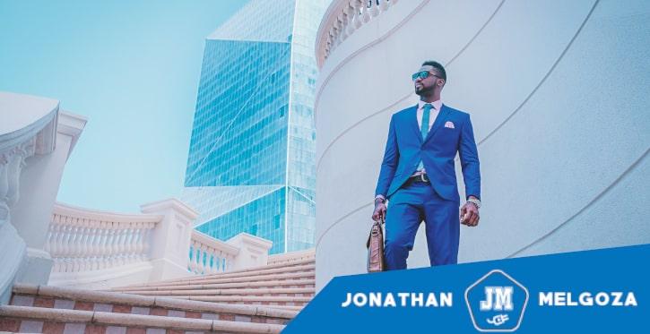 frases para el éxito - jonathan melgoza