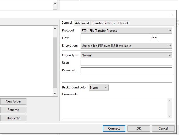 servidores para subir paginas web paso x