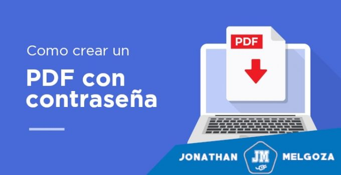 crear un pdf con contraseña en php - jonathanmelgoza