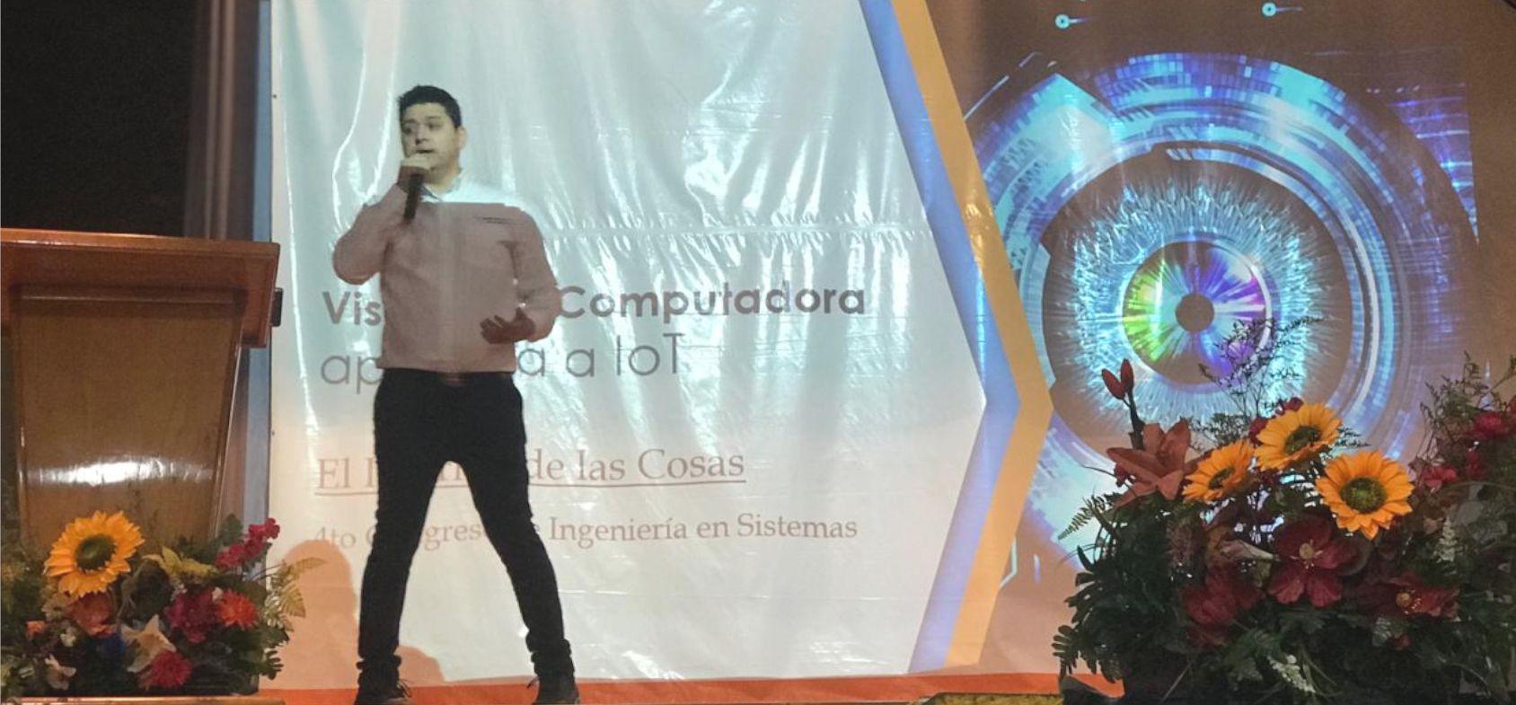 Jonathan Melgoza Conferencias y Eventos
